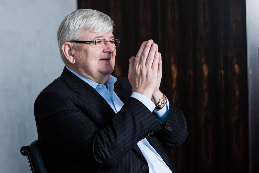 Joschka Fischer, Aussenminister a.D.