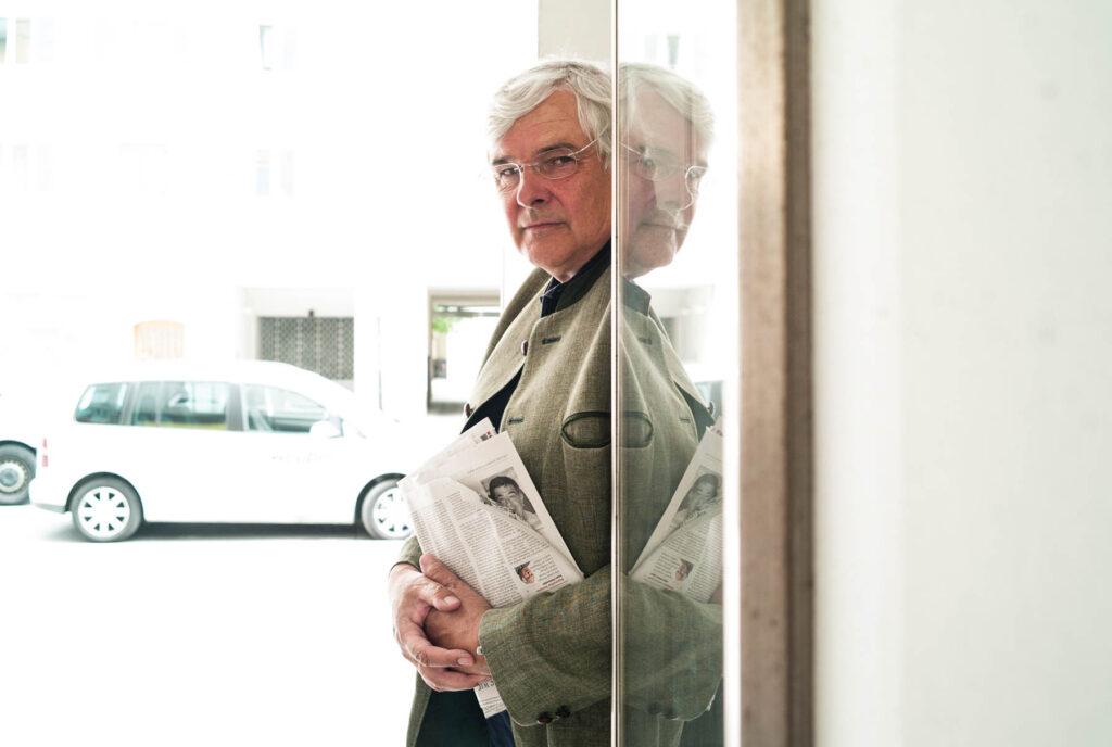 Richard Oetker, Unternehmer